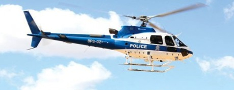 Police Helicopter Crash