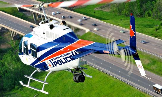 Canadian Aviation Unit Reaches