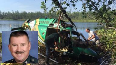 MCSO Helicopter Crashed