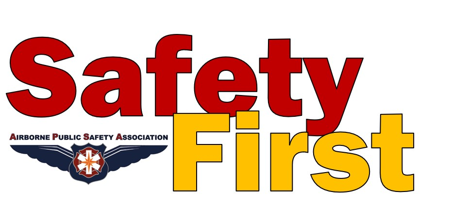 Safety First Logo v2 APSA