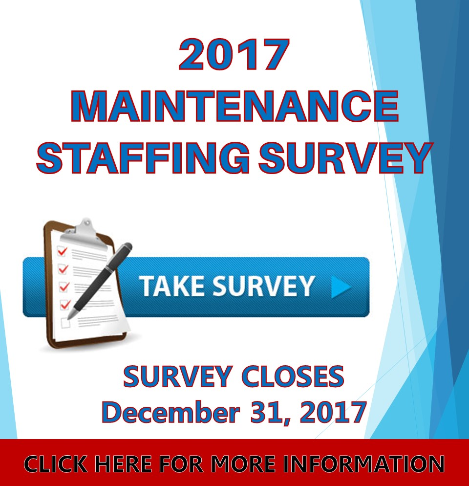Catalog - ALEA Maintenance Staffing Survey