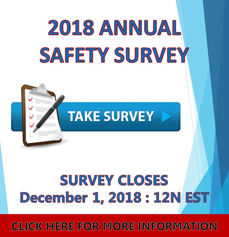 APSA Safety Survey 2018
