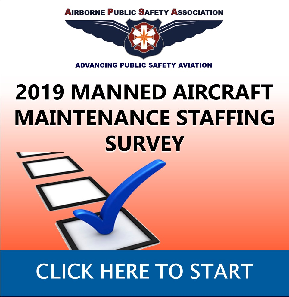 Catalog - APSA Manned Aircraft Maintenance Staffing Survey