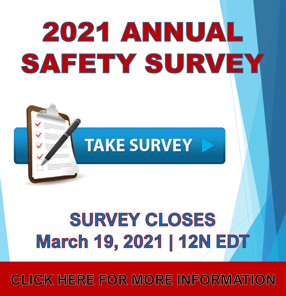 Catalog - APSA Safety Survey 2021