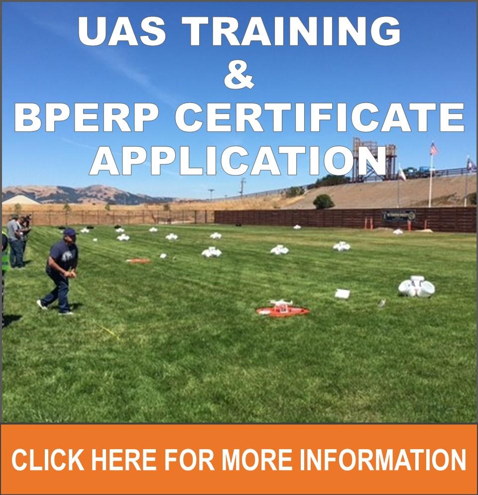 Catalog - UAS Training & BPERP Cert