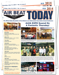 Air Beat Today 2014