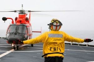 United States Coast Guard - LA Training